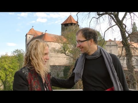 Dr. Monika Wikman interviews Jörg Fuhrmann - The Courage to live your Vision...