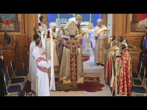 The Standing Conference of Oriental Orthodox Churches Annual Oriental Orthodox Concelebrated Liturgy