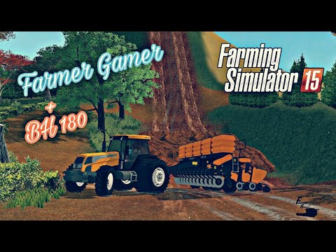 Farming Simulator 15 - Mapa do meu parceirinho Tailison (Far