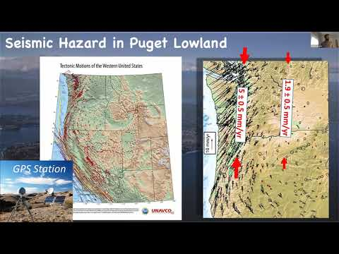 Dr. Stephen Angster and Dr. Jessie Pearl: Earthquakes on Bainbridge Island (Webinar Part 1)