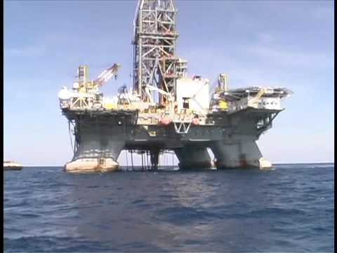 Deepwater Horizon 48 hours Before BP Oil Spill
