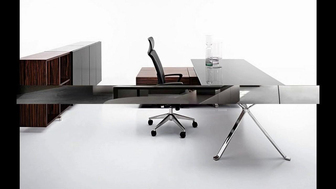 Ideas modernas de dise o de muebles de oficina ejecutiva for Diseno de muebles de oficina modernos