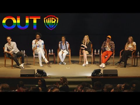 OUT@WB: Full Arrowverse LGBTQ Panel