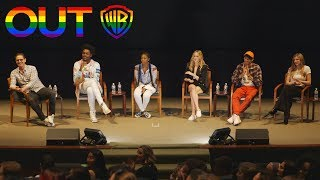 OUT@WB: Full Arrowverse LGBTQ+ Panel