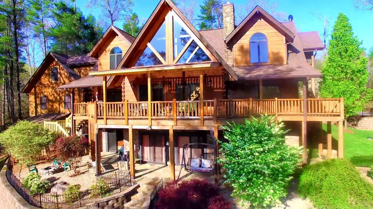 amazing luxury lakefront at copper canyon 5 bedroom cabin
