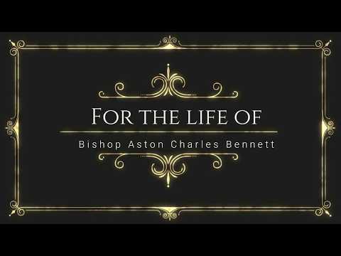 The Life of Bishop Aston Bennett