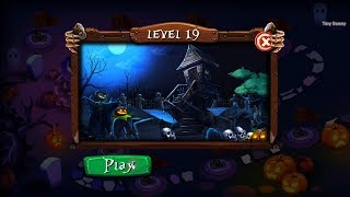 escape The Dark Fence Level 19 Walkthrough (Hidden Fun Games)