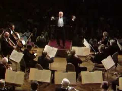 Beethoven 'Egmont' Overture - Leinsdorf conducts
