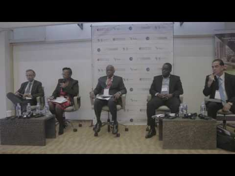 Conference on FSD in Fragile States in Africa June 2016 - Session 6