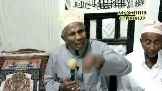 Ustadh Muhammad Al Beidh, Lamu Town