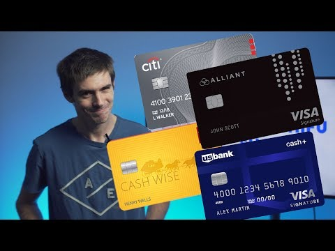 4 Great CASH BACK CARDS you may not know about (2018)