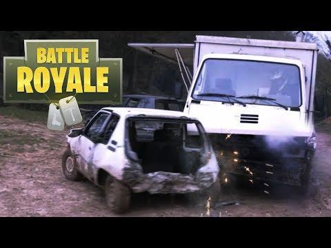 BATTLE ROYALE en VOITURE