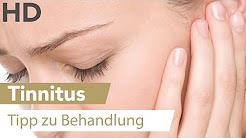 Tinnitus - Kiefergelenk, Stress, Tipp zur Tinnitus Behandlung