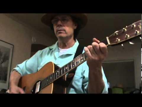El Paso practice tutorial study in key of C - no barre chords - YouTube