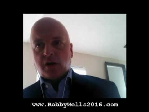 ROBBY WELLS FOR PRESIDENT 2016 on TRUTH TALK NEWS 5/7