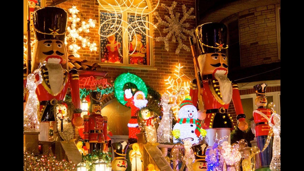 Calles Decoradas De Navidad