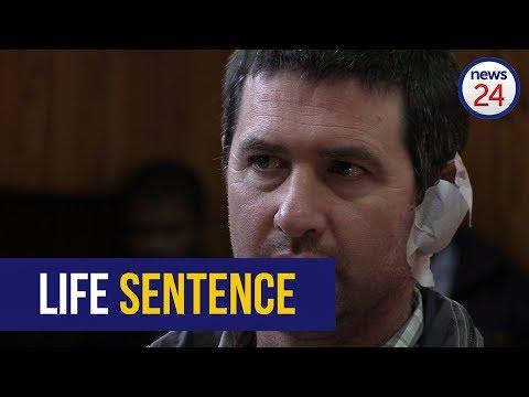 WATCH: Farmer guilty of murder attempts suicide before sentencing