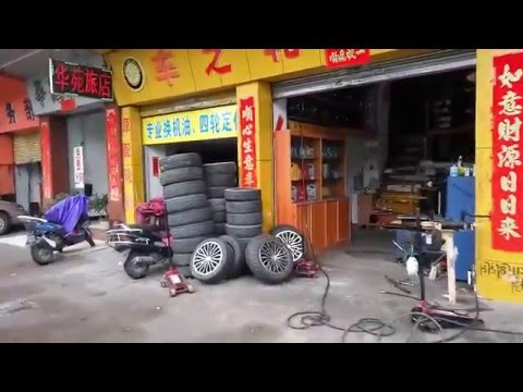 Chiny #105 - Tak żyje Heshan 鹤山, prowincja Guangdong 广东