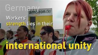 Introducing: International Amazon Workers Voice