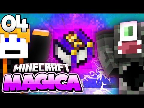 START MIT ARS MAGICA! - Minecraft MAGICA #04 | Zinus