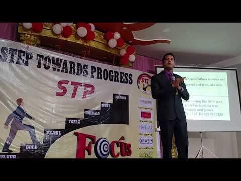"""Mr. Rakesh Jaiswal """"Safe Shop & STP"""" MERCURY Leader."""