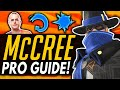 Overwatch | New MCCREE Pro Guide - Advanced Tips ft IDDQD