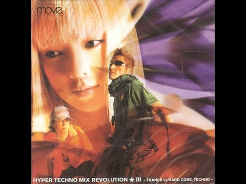 m.o.v.e - HYPER TECHNO MIX REVOLUTION III (2001, Full Album)
