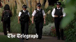 video: Sarah Everard murder: Scotland Yard pledges plain clothes officers will no longer work alone