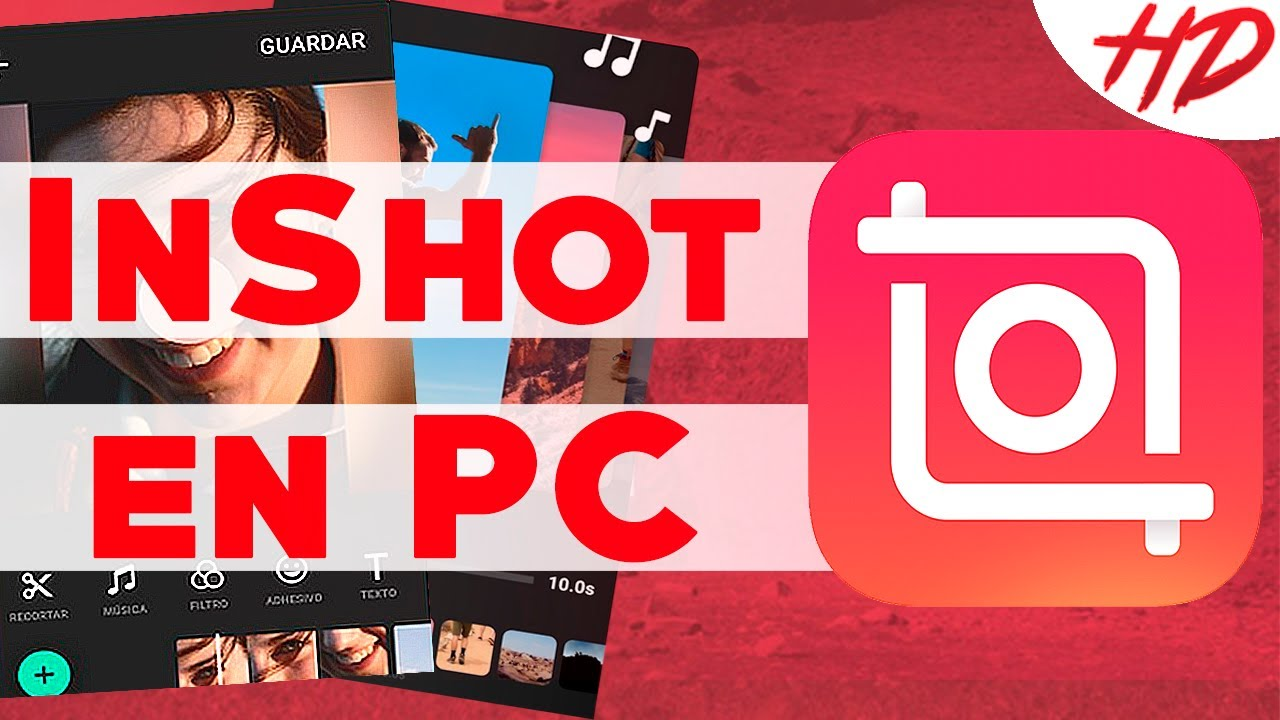 InShot para PC - Windows | EDITOR de VIDEOS y FOTOS de ANDROID y IOS | GRATIS - YouTube