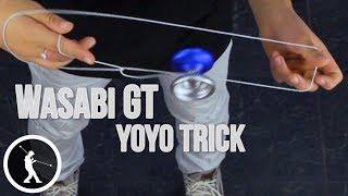 Learn the Wasabi GT 1A Yoyo Trick - feat. Josiah from Shutter Crew
