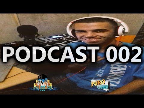 PODCAST 002 DJ LUQUINHAS DE NITERÓI