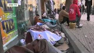Woche des Zorns in Kairo