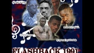 Ruckus sound- Flashback Best of 1991 Reggae Mix
