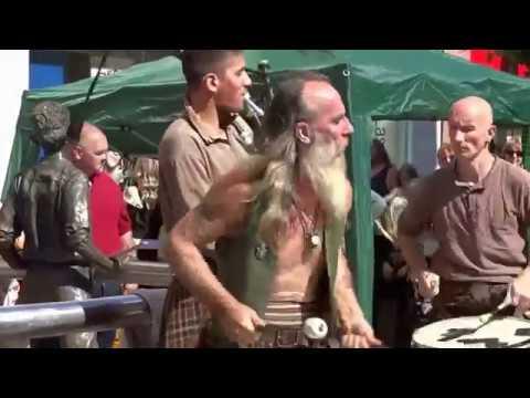 Flinging the Highlands - Mick Kelly - Audiomix