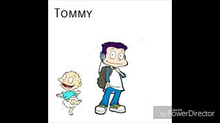 Rugrats as All Grown Up