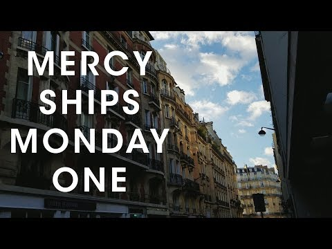 Mercy Ships Monday - Selling Everything and Moving to Africa