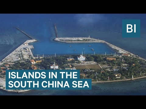 Here's why so many nations want to control the South China Sea — and what China wants to do