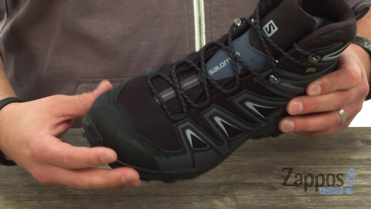 salomon x ultra 3 wide mid gtx test case