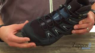 Salomon X Ultra 3 Wide Mid GTX® SKU: 8997879
