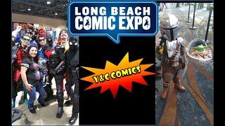 Ep.110 - Long Beach Comic Con Expo Winter 2020  - Highlights, Cosplay, Comics, Legos, Funko Pops.