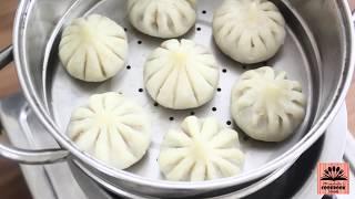 गणेश चतुर्थी स्पेशल मोदक || steamed modak recipe