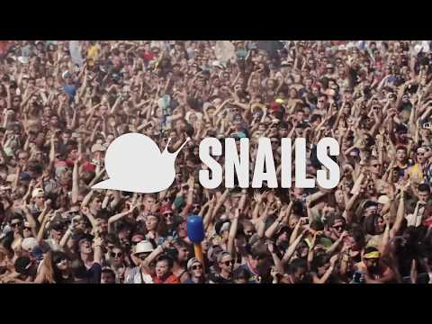 Snails at North Coast Music Festival 2018