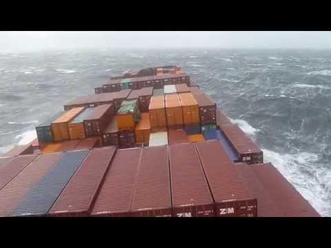 STORM MOVIE 2015  ATLANTIC OCEAN