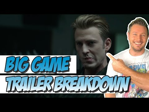 Avengers: Endgame - Big Game TV Spot BREAKDOWN!  (Marvel Studio's Super Bowl Trailer)