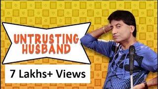 Raju Srivastav ka apni biwi pe shak | Comedy Munch