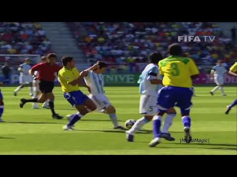 Lionel Messi ● The Top 10 Goals Ever with Argentina 2005 2016   HD