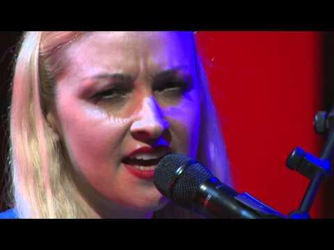 Sarah: Kate Miller-Heidke at TEDxSydney