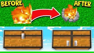 20 secret things you can make in minecraft