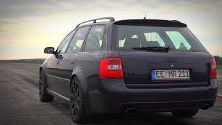 Audi RS6 C5 Avant Drive Away Sounds
