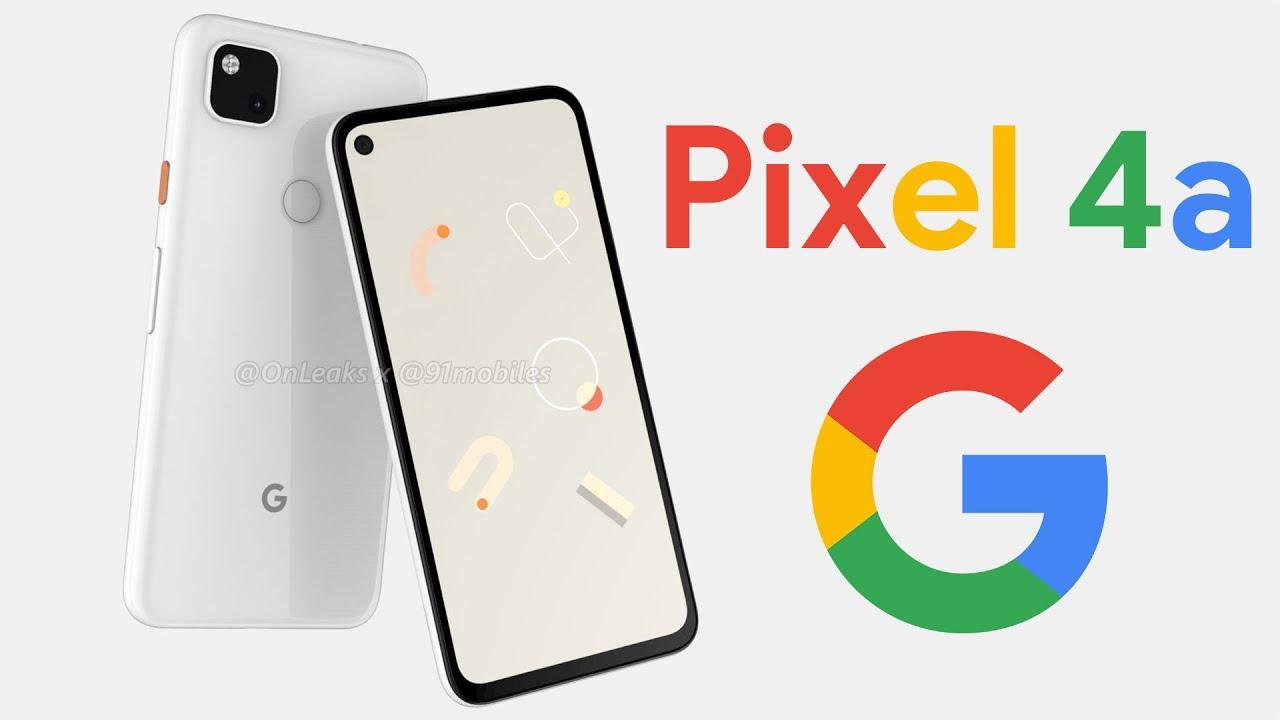 Google PIXEL 4A: Early LEAKS! - YouTube